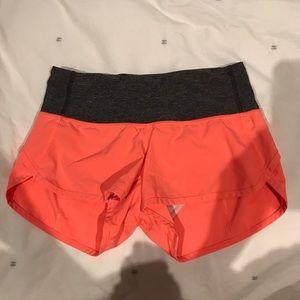 Lululemon shorts size 2!